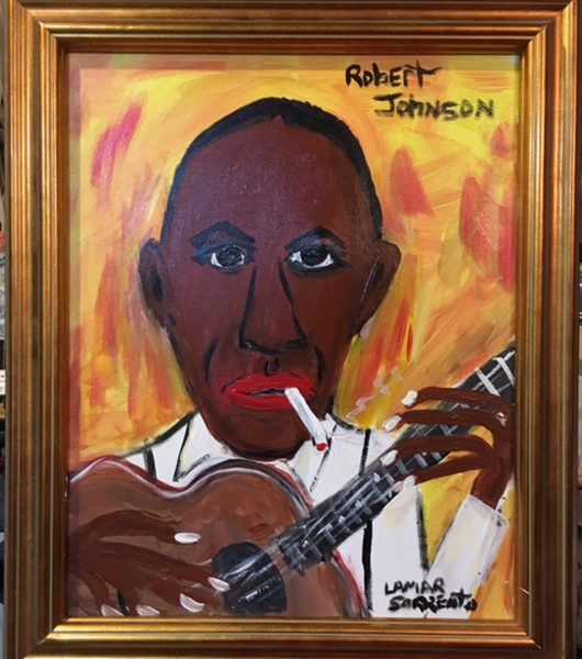 mr robert johnson