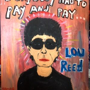 mr lou reed